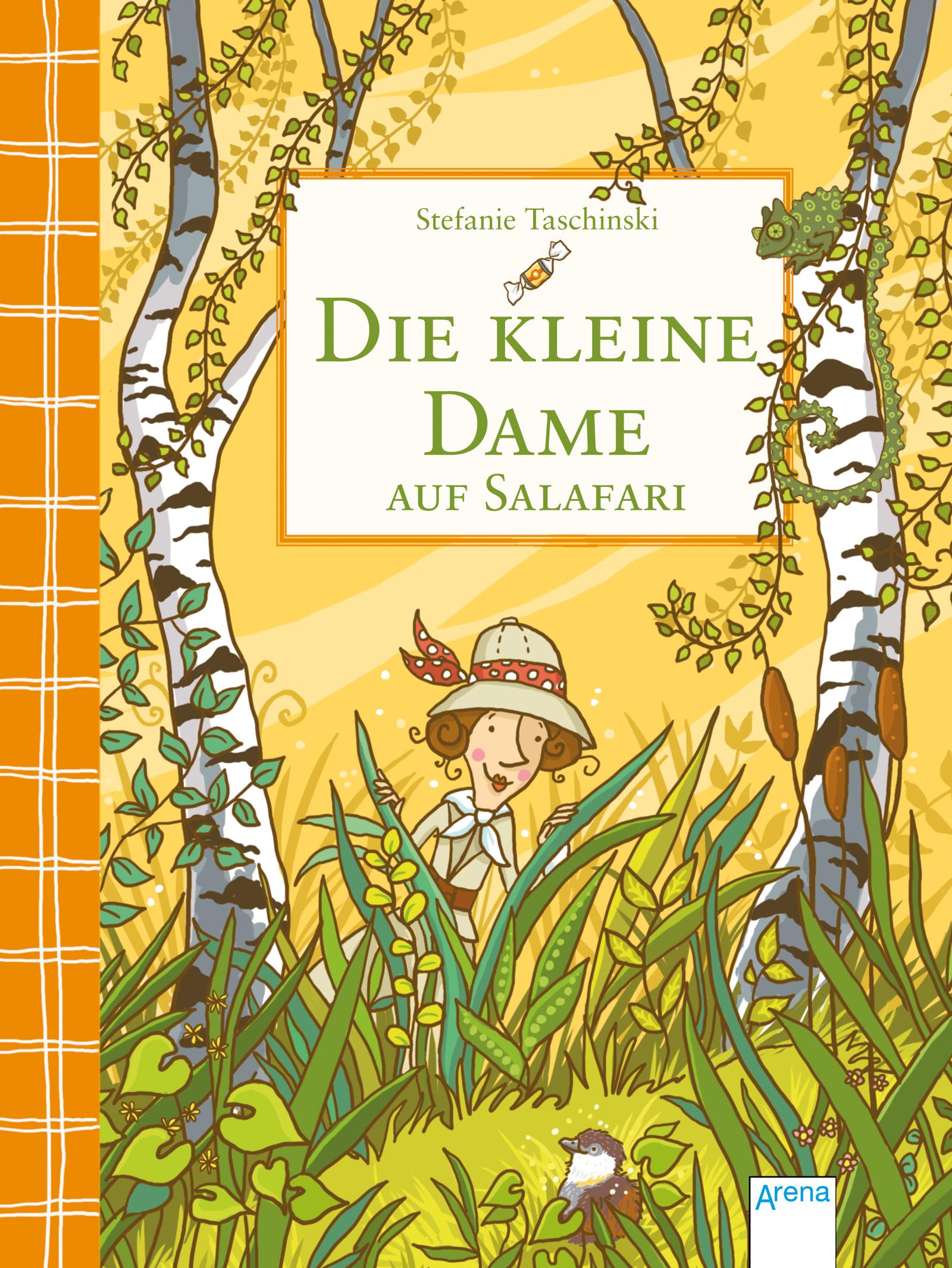 Cover, Die kleine Dama auf Salafari
